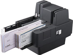 Cannon Cheque Scanner CR-120