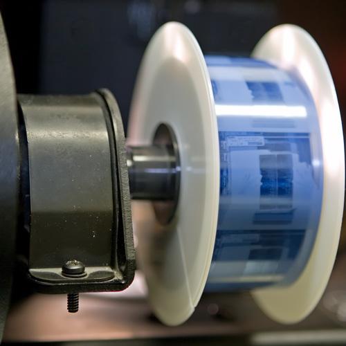 Services de conversion de scanner de conversion de microfilms / microfiches