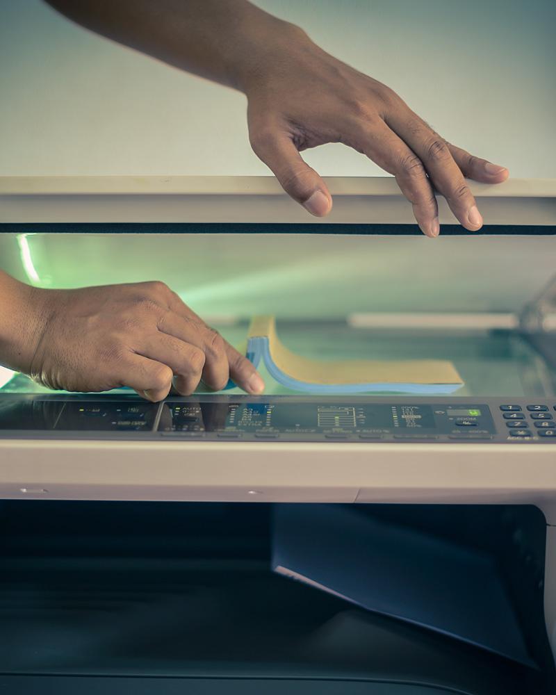 Secure Digitizing Imaging Document Scanning Services