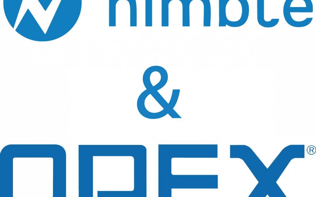 Nimble et OPEX signent un accord de revendeur - Transform Digital Mailroom