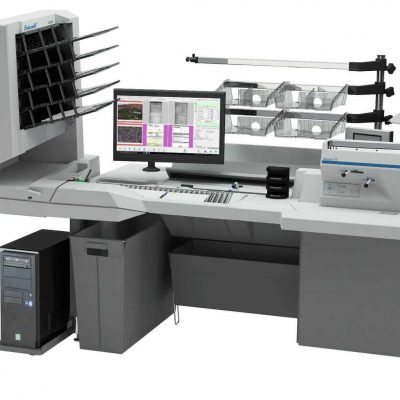 Station de travail de numérisation de documents universelle Opex FalconV