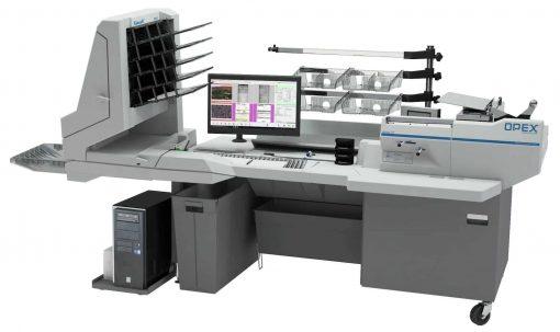 FalconV Universal Document Scanning Workstation