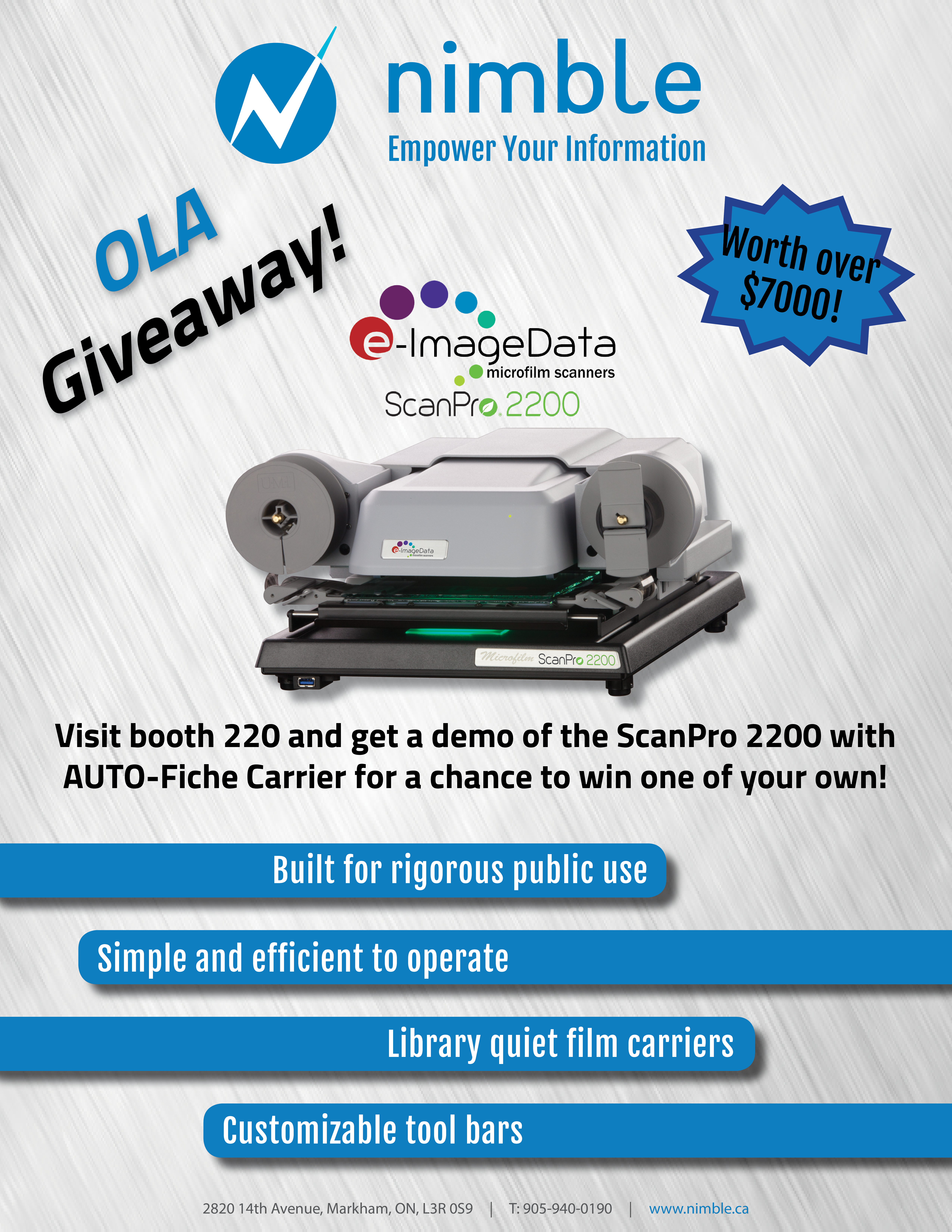 Giveaway Superconference OLA