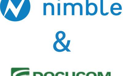 Nimble announces acquisition of Docucom Digital Inc. Sales Operation Business