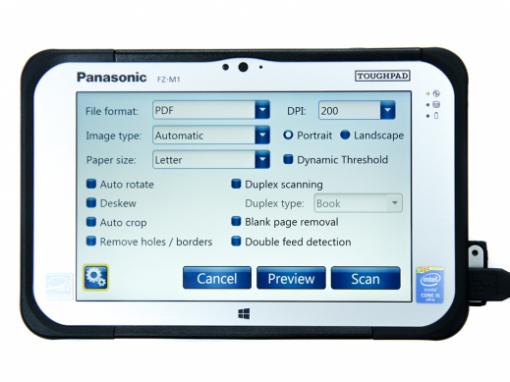 Panasonic Network Scanner Solution
