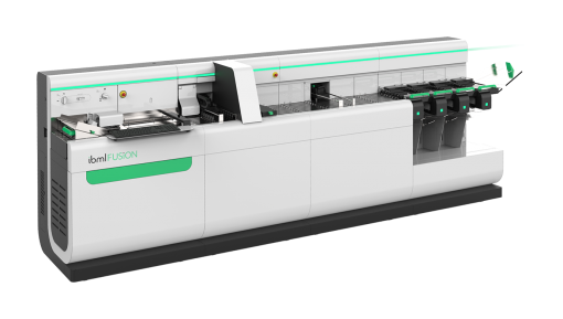 ibml Fusion Series Production Scanners